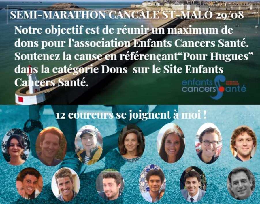 Semi-marathon Cancale-Saint Malo – 29 août 2021