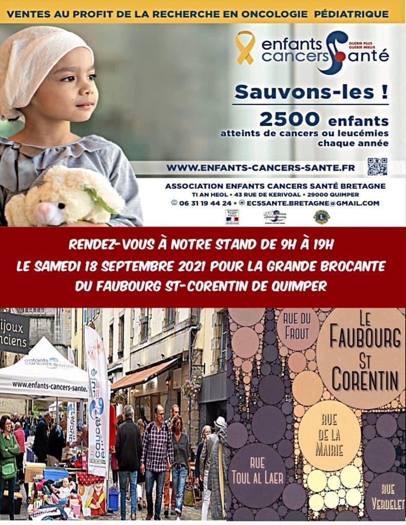 Grande Brocante du Faubourg St-Corentin de Quimper